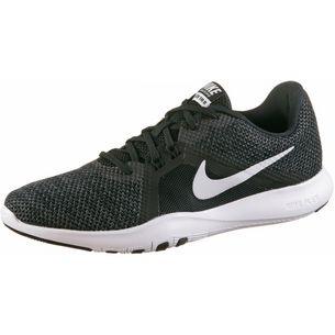 Nike Flex Trainer 8 Fitnessschuhe Damen black-white-anthracite