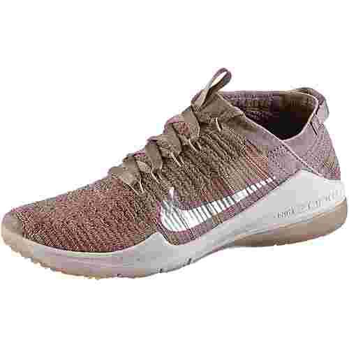 Nike Air Zoom Fearless 2 Fitnessschuhe Damen smokey mauve-metallic silver-vast grey