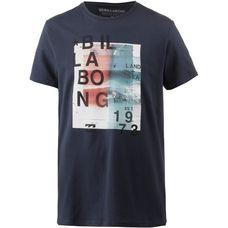 Billabong Salty SS T-Shirt Herren navy