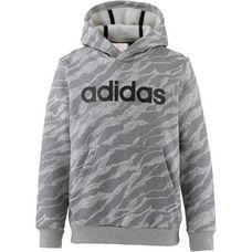 adidas Hoodie Kinder medium grey heather