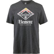 Element Layer T-Shirt Herren charcoal heather