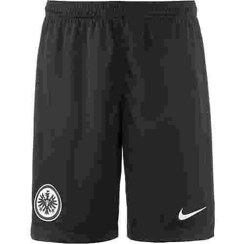 Nike Eintracht Frankfurt 18/19 Heim Fußballshorts Kinder black-white