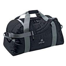 OCK Duffle Reisetasche schwarz
