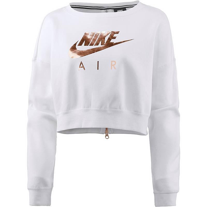 Nike Sweatshirt Damen Whiterose Goldrose Gold Im Online Shop Von
