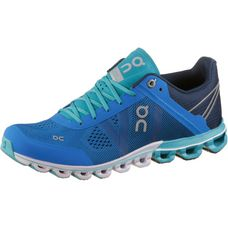 ON Cloudflow Laufschuhe Damen malibu-curacao