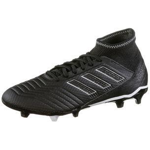 adidas PREDATOR 18.3 FG Fußballschuhe core black