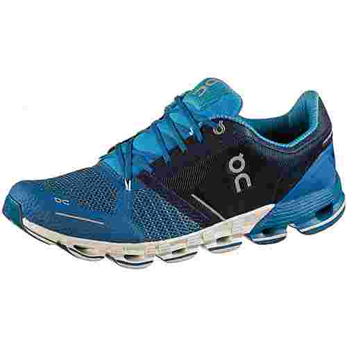 ON Cloudflyer Laufschuhe Herren blue-white
