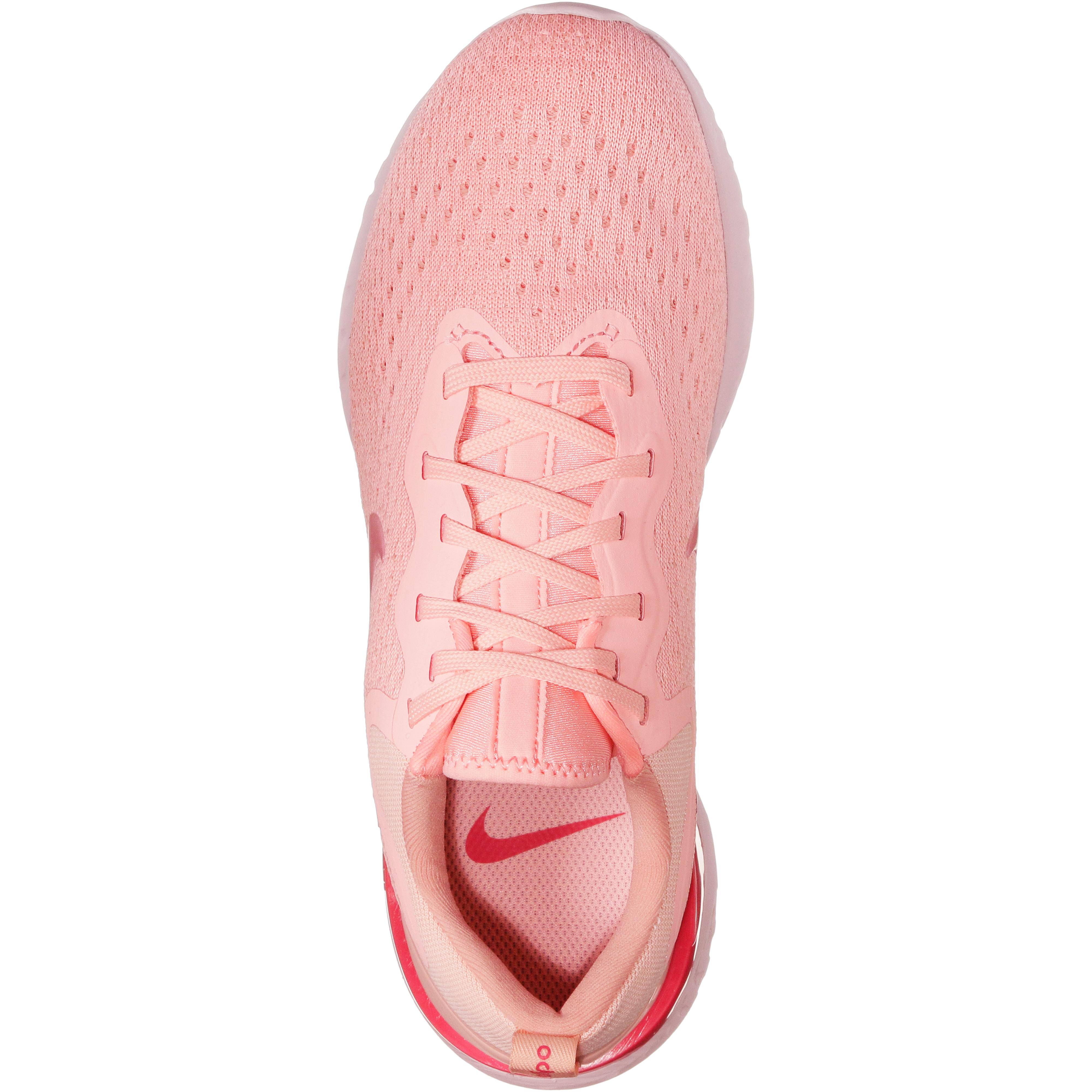 Nike Glide React Laufschuhe Damen Damen Damen lt-Silber-sail-mica-Grün-crimson-tint-lt-cream im Online Shop von SportScheck kaufen Gute Qualität beliebte Schuhe 343acf