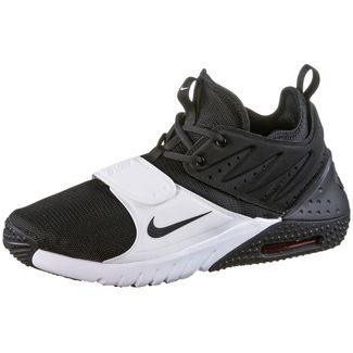 Nike Air Max Trainer 2 Fitnessschuhe Herren black-white-red-blaze
