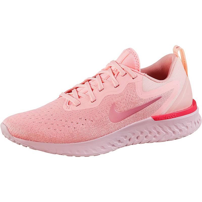 1f6dd51aeec4 ... Nike Glide React Laufschuhe Damen oracle-pink-pink-tint-rust-pink ...