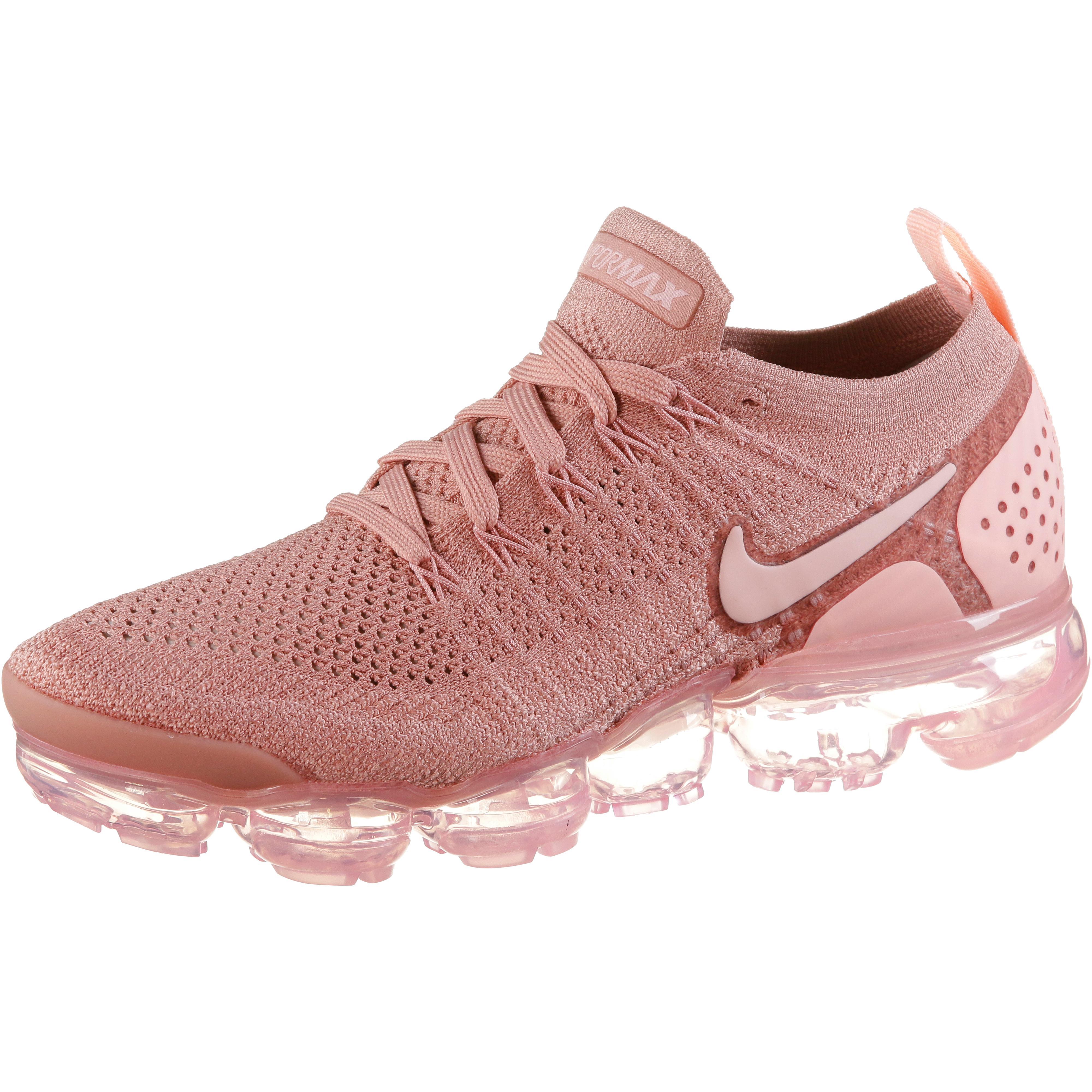 229874191ef3d Nike Air Vapormax Flyknit2 Sneaker Damen rust pink-storm pink-pink int im  Online Shop von SportScheck kaufen