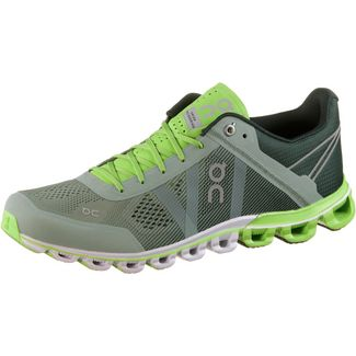 ON Cloudflow Laufschuhe Herren moss-lime