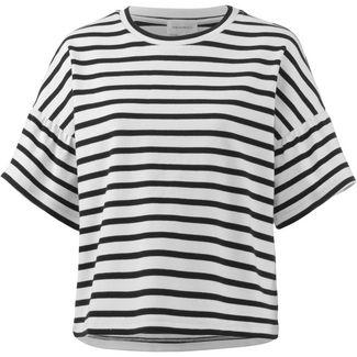 ARMEDANGELS T-Shirt Damen off white black