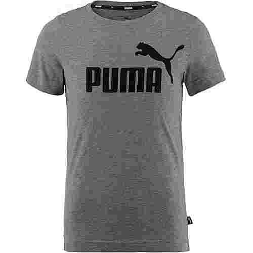 PUMA T-Shirt Kinder medium grey heather