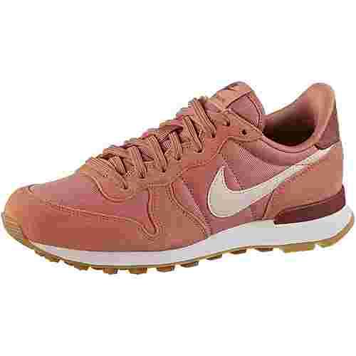 Nike INTERNATIONALIST Sneaker Damen terra blush-guava ice-summit white