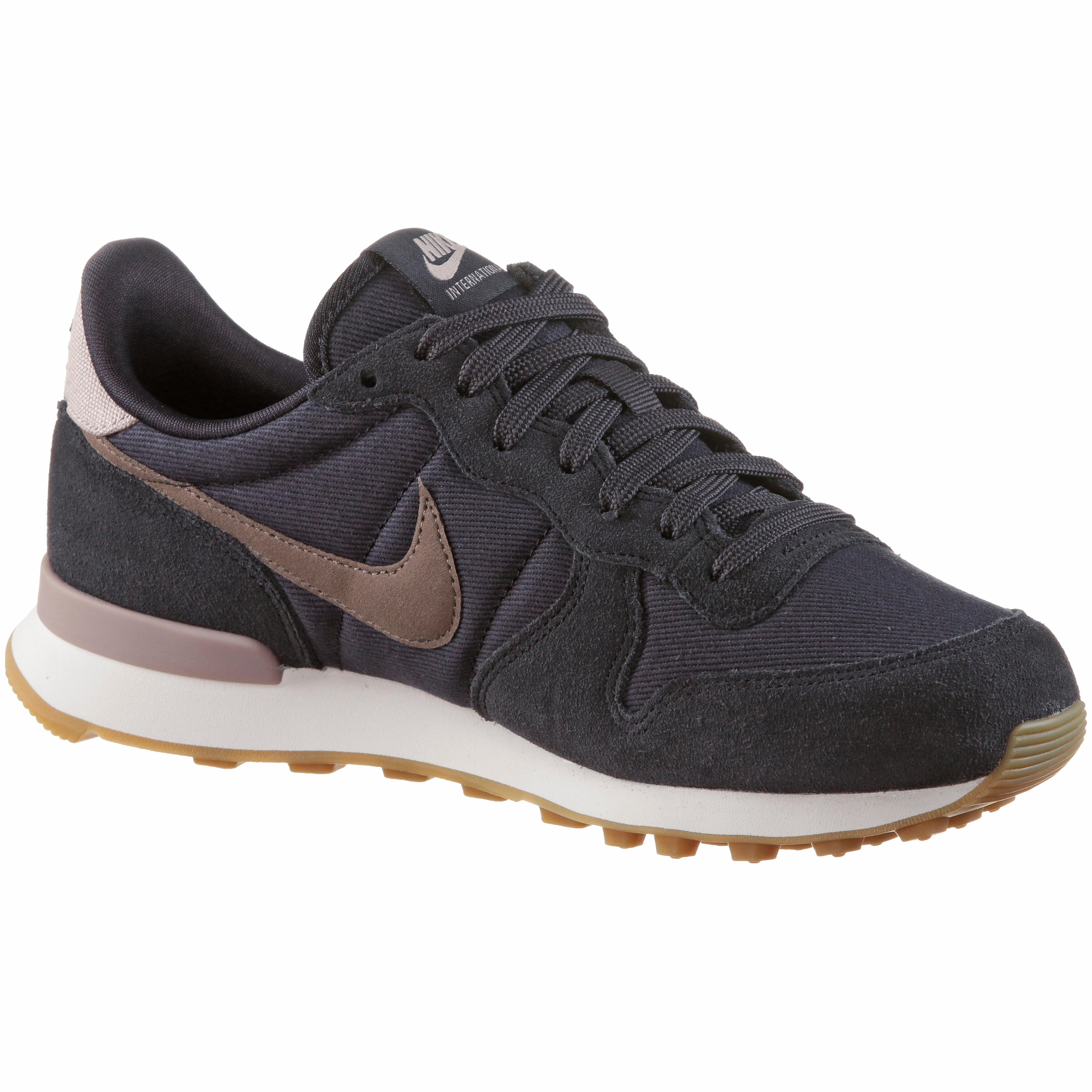 info for 20419 f5bc5 Nike INTERNATIONALIST Sneaker Damen oil grey-mink brown-summit white im  Online Shop von SportScheck kaufen
