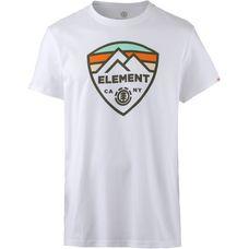 Element Guard T-Shirt Herren optic white