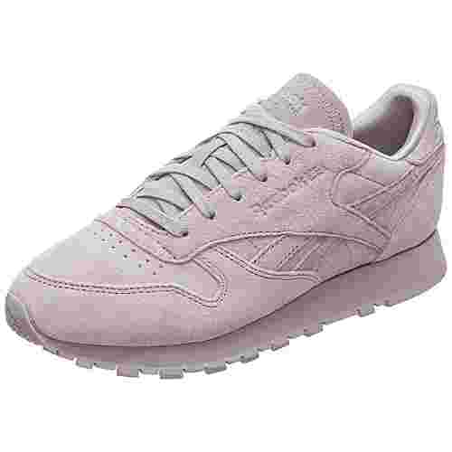 Reebok Classic Leather Sneaker Damen hellgrau
