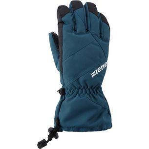 Ziener Skihandschuhe Kinder methyl blue