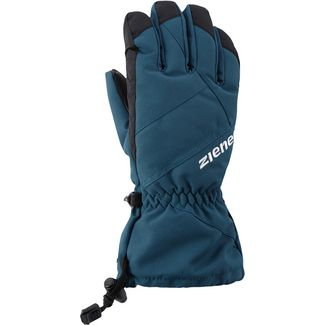 Ziener Skihandschuhe Kinder methyl blue