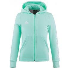 adidas Sweatjacke Kinder clear mint