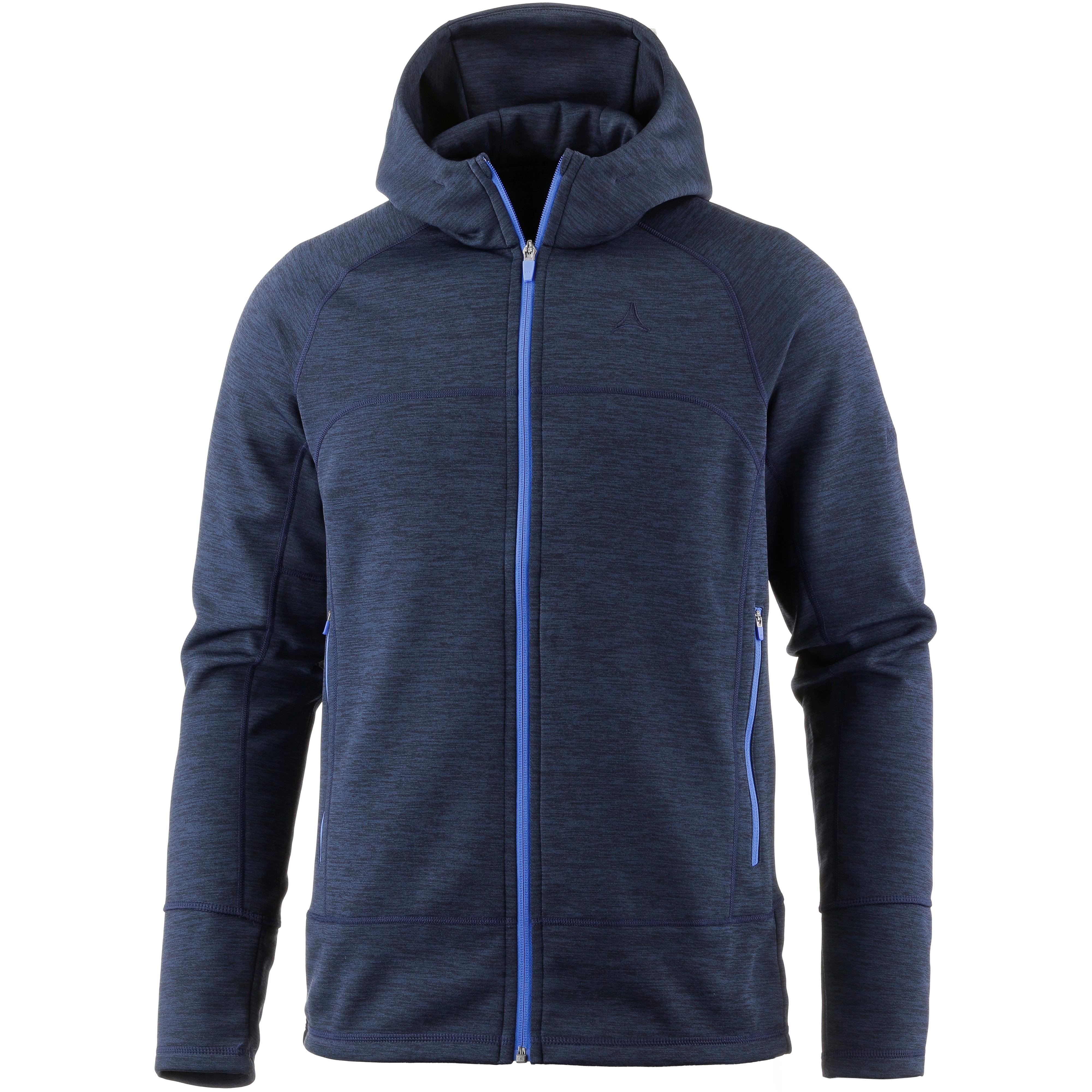 schoeffel jacken f�r herren im online shop von sportscheck kaufen  sch�ffel trentino fleecejacke herren navy blazer