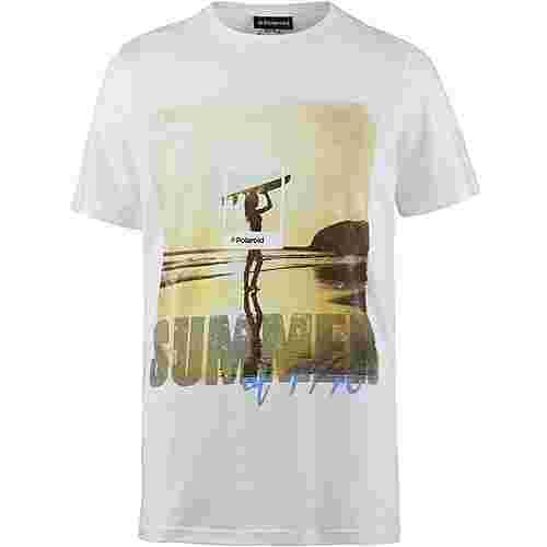 CORE by JACK & JONES T-Shirt Herren cloud dancer-summer