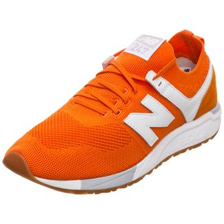 NEW BALANCE MRL247-DR-D Sneaker Herren orange / weiß
