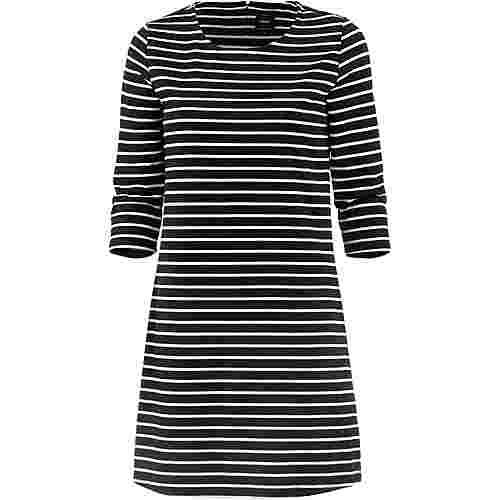 Only Jerseykleid Damen black-stripes cloud dancer