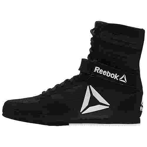 Reebok Reebok Boxing Boot Boxschuhe Herren Black / White
