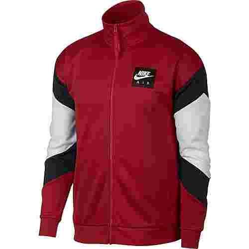 Nike NSW Air Polyjacke Herren gym red-black-white