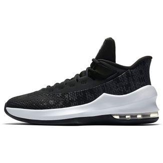 Nike Air Max Infuriate Basketballschuhe Kinder black-black-white-anthracite