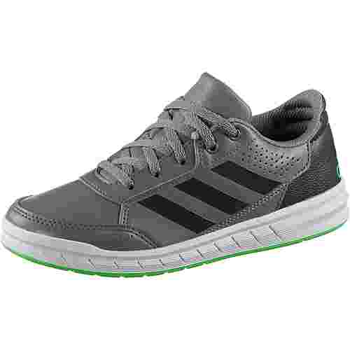 adidas Hallenschuhe Kinder grey three
