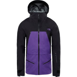 The North Face Purist Snowboardjacke Herren tillandsia purple-black