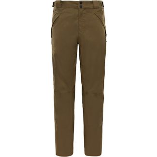 The North Face Sickline Skihose Herren beech green