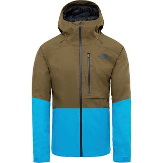 The North Face Sickline GORE-TEX® Skijacke Herren beech green-hyper blue