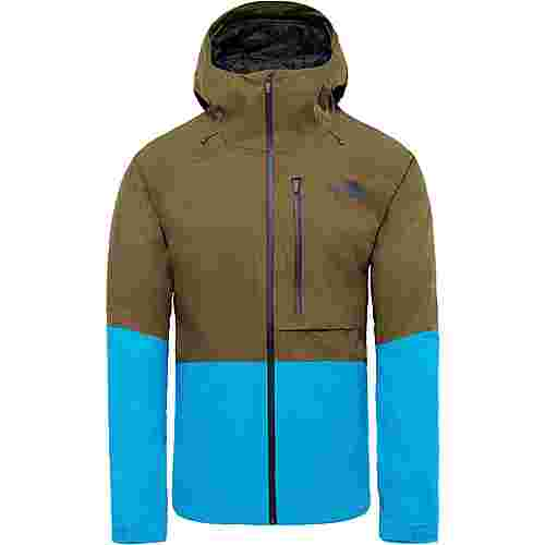 The North Face Sickline GORE-TEX® Skijacke Herren beech green-hyper blue