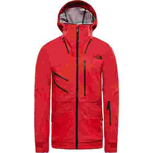 The North Face Brigandine GORE-TEX® Snowboardjacke Herren fiery red fuse