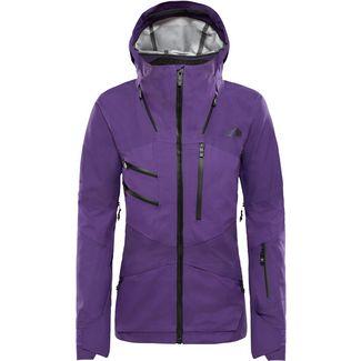 The North Face Fuse Brigandine GORE-TEX® Skijacke Damen tillandsia purple fuse