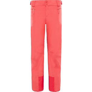 The North Face Cavanne Skihose Damen teaberry pink