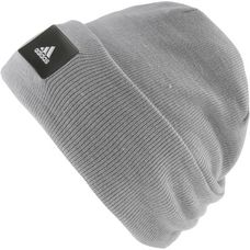 adidas Beanie Kinder medium grey heather