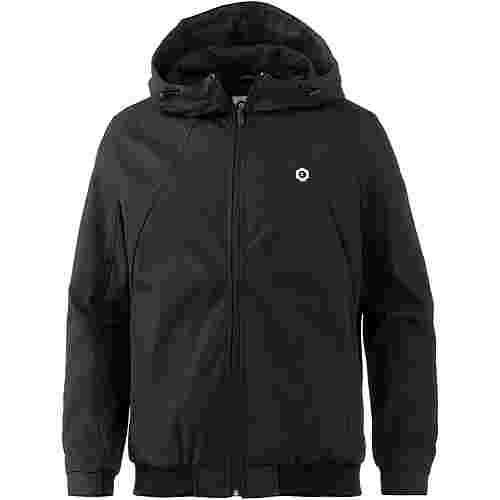 CORE by JACK & JONES JCORIO Kapuzenjacke Herren black