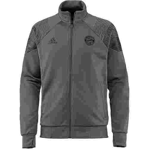 adidas FC Bayern Trainingsjacke Herren grey four