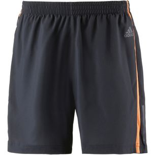 adidas Response Laufshorts Herren black-hi-res-orange