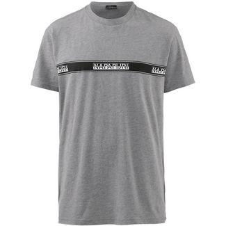 Napapijri Sagar T-Shirt Herren medium grey