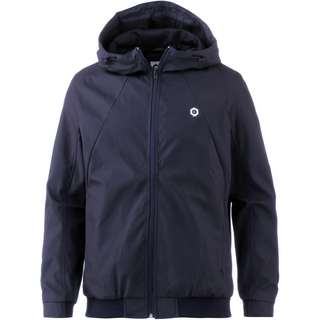 CORE by JACK & JONES JCORIO Kapuzenjacke Herren sky captain