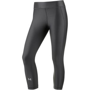 Under Armour HEATGEAR ARMOUR Tights Damen black-black-metallic silver