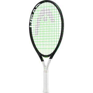 HEAD IG Speed 21 Tennisschläger Kinder schwarz-weiß
