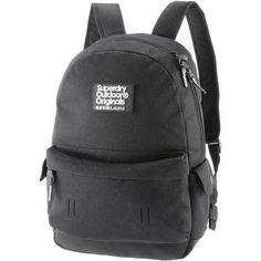 Superdry Daypack Damen black