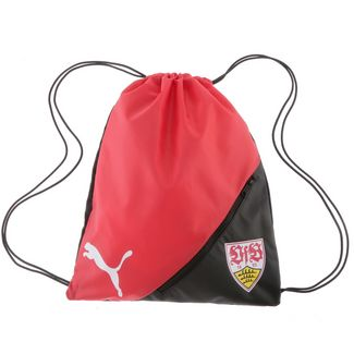 PUMA VfB Stuttgart Turnbeutel chili pepper-puma white